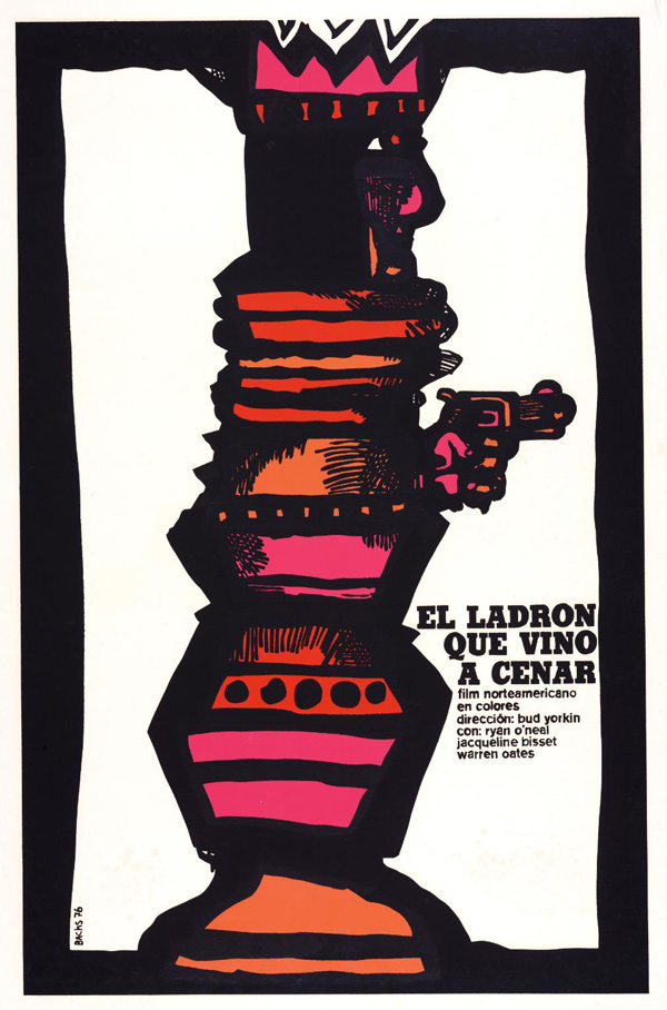 09-Eduardo-Munoz-Bachs--1976-poster--El-ladrn-que-vino-a-cenar
